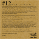V/A - 12: Dead Bees records label sampler #12